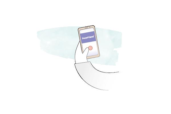 FeverFriend app